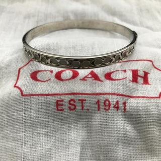 コーチ(COACH)の【COACH】バングル(ブレスレット/バングル)