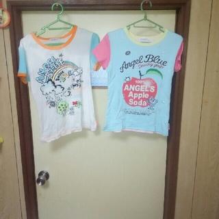 エンジェルブルー(angelblue)のエンジェルブルーTシャツ2枚セット(Tシャツ/カットソー)