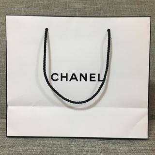 シャネル(CHANEL)のCHANELのペーパーバッグ(その他)