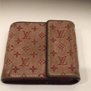 ルイヴィトン(LOUIS VUITTON)のルイヴィトン モノグラム 三つ折り財布(財布)