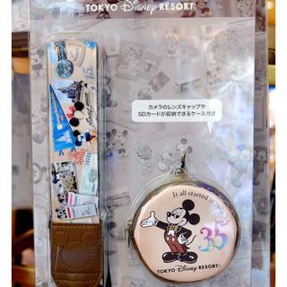 ディズニー(Disney)のカメラストラップ(その他)
