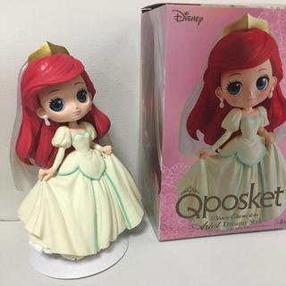 Disney - 美品 Qposket アリエル 可愛い顔!