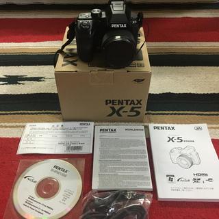 ペンタックス(PENTAX)のPENTAX X-5 (その他)