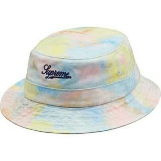 786ca379df9 Supreme multi color denim crusher hat. ¥8