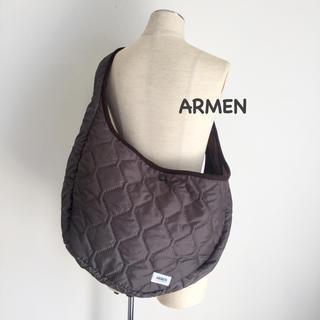 アーメン(ARMEN)のARMEN ナイロンキルトショルダーバッグ(ショルダーバッグ)