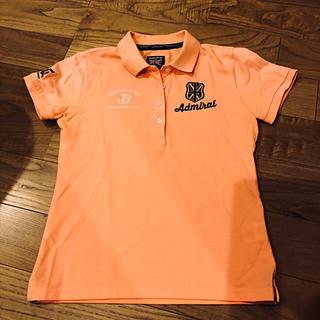 アドミラル(Admiral)のアドミラル ゴルフ ポロシャツ Sサイズ 未使用品(ウエア)