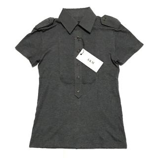 エイケイエム(AKM)の新品27300円 AKM ストレッチミリタリーポロシャツ wjk(シャツ)