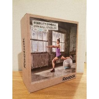 リーボック(Reebok)のReebokのバランスボール(55センチ)(エクササイズ用品)