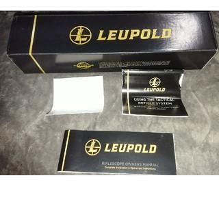 ライフルスコープ リューポルトVX-3i 3.5-10X40mm(カスタムパーツ)