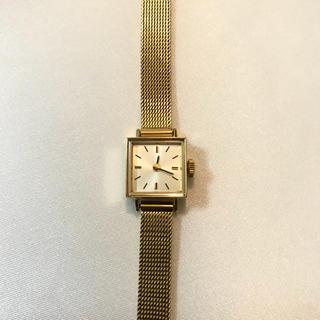アッシュペーフランス(H.P.FRANCE)の【美品】induna腕時計(腕時計)