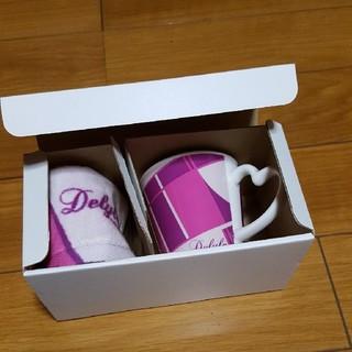 デイライル♡新品 マグカップ ハンドタオルセット