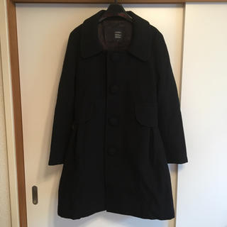 リミフゥ(LIMI feu)のリミフゥ ロング丈コート ヨウジヤマモト (ロングコート)
