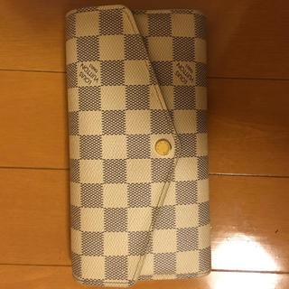 ルイヴィトン(LOUIS VUITTON)のルイビトン二つ折り財布(折り財布)
