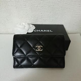 シャネル(CHANEL)のシャネル カードケース(名刺入れ/定期入れ)