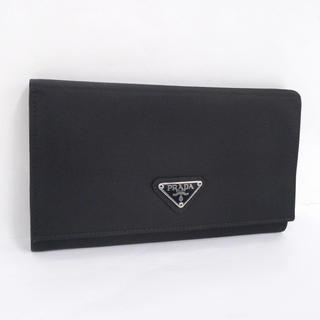 プラダ(PRADA)のプラダ ナイロン長財布(財布)