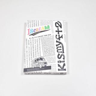 キスマイフットツー(Kis-My-Ft2)の美品◆Kis-My-Ft2◆I SCREAM◆LIVE DVD◆通常盤(ミュージック)