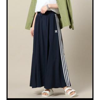 アディダス(adidas)の希少♡S✨adidas BEAUTY&YOUTH コラボ ロングスカート(ロングスカート)