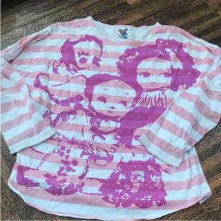 バナバナ(VANA VANA)のvana vana♥レトロなロンT♥130(Tシャツ/カットソー)