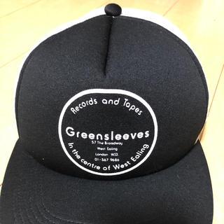 ステューシー(STUSSY)のSTUSSY キャップ 帽子 Greensleeves(キャップ)