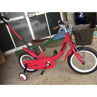kids自転車(自転車)