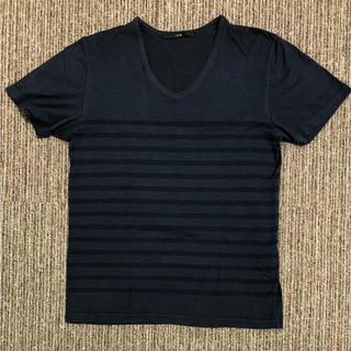 エイケイエム(AKM)のAKM VネックTシャツ(Tシャツ(半袖/袖なし))