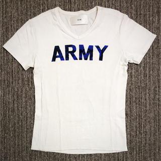 AKM  ロゴTシャツ