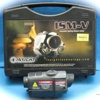 Insight Technolog  ITI ISM-V レーザー サイト(カスタムパーツ)
