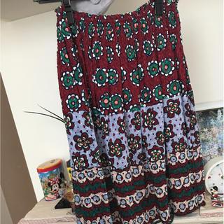 ツモリチサト(TSUMORI CHISATO)のツモリチサト スカート 新品タグ付き(ひざ丈スカート)
