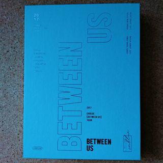 シーエヌブルー(CNBLUE)の2017 CNBLUE LIVE BETWEEN US TOUR DVD(ミュージック)