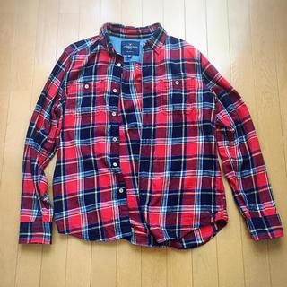 アメリカンイーグル(American Eagle)のAmerican Eagle チェックシャツ(シャツ)