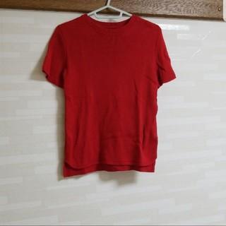 ニーム(NIMES)の綿ニット(カットソー(半袖/袖なし))