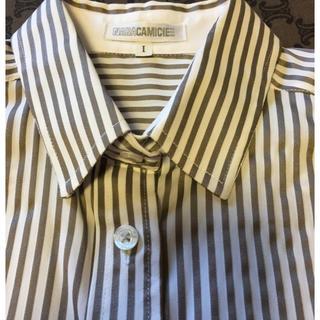 ナラカミーチェ(NARACAMICIE)のナラカミーチェ  1  美品(シャツ/ブラウス(長袖/七分))
