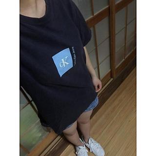 カルバンクライン(Calvin Klein)の早い者勝ち‼️カルバンクライン♡ロゴTシャツ(Tシャツ/カットソー(半袖/袖なし))