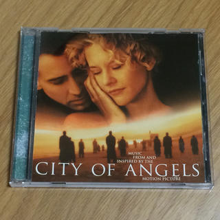 【CD】「シティ・オブ・エンジェル」オリジナル・サウンドトラック(映画音楽)