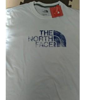 ザノースフェイス(THE NORTH FACE)の 新品タグ付き!THE NORTH FACE  Tシャツ Lサイズ(Tシャツ/カットソー(半袖/袖なし))