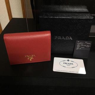 プラダ(PRADA)のPRADA 財布 1回の使用のみ(財布)