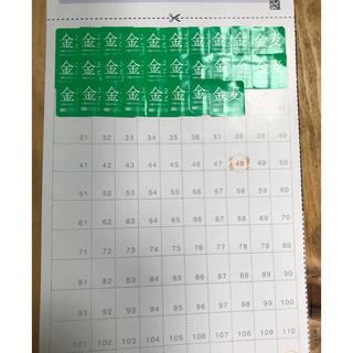 サントリー(サントリー)のサントリー 金麦 応募シール 28枚 しあわせのあいあい皿(その他)