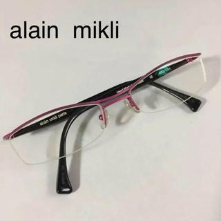 アランミクリ(alanmikli)のalain mikli  眼鏡、フレーム(サングラス/メガネ)