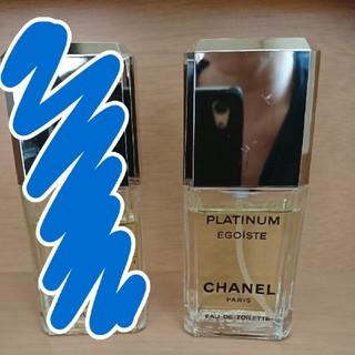シャネル(CHANEL)のエゴイスト プラチナム 50ml(香水(男性用))