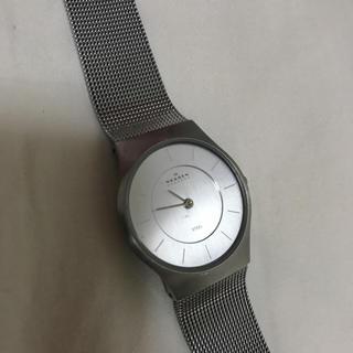 スカーゲン(SKAGEN)のSKAGEN 時計(腕時計)