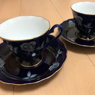 コウランシャ(香蘭社)の値下げ⇒香蘭社 カップ  2点セット(グラス/カップ)
