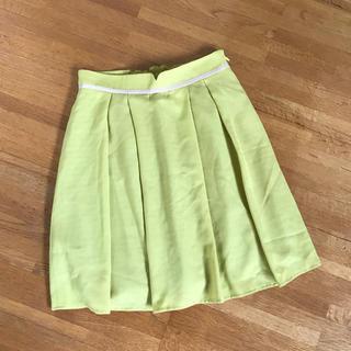 シーディーエスベーシック(C.D.S BASIC)のスカート(ひざ丈スカート)