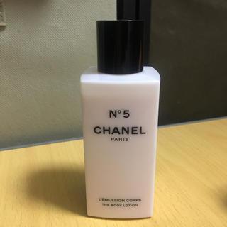 シャネル(CHANEL)のCHANEL N°5 ボディローション(ボディローション/ミルク)