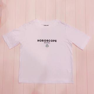 ミュベールワーク(MUVEIL WORK)のMUVEIL WORK HOROSCOPE Tシャツ 天秤座(Tシャツ(半袖/袖なし))