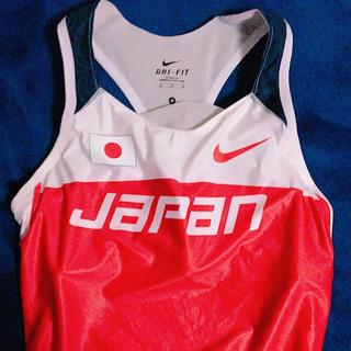ナイキ(NIKE)の陸上 女子 日本代表 セパレート  ユニフォーム(陸上競技)