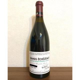 サントリー(サントリー)の☆新品未開封☆ DRC ロマネコンティ社 グランエシェゾー 2001(ワイン)