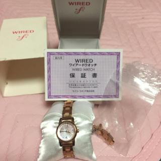 ワイアード(WIRED)のレディース 腕時計 ワイヤード SEIKO(腕時計)