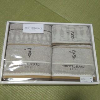 トラサルディ(Trussardi)のトラサルディ タオルセット(タオル/バス用品)