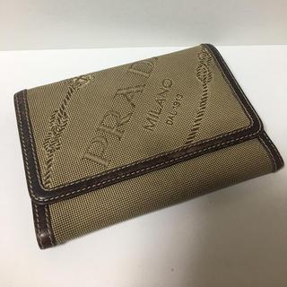 プラダ(PRADA)のプラダ 三つ折り財布(財布)