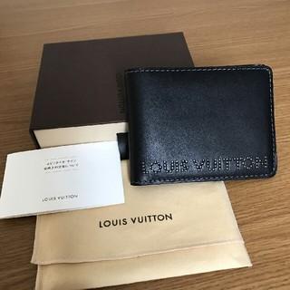 ルイヴィトン(LOUIS VUITTON)のルイヴィトンの二つ折り財布(折り財布)